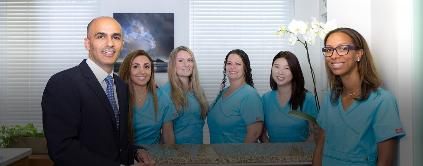 The Premier Dental Care team